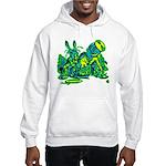 Dormous in Teapot Hooded Sweatshirt