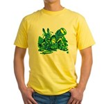 Dormous in Teapot Yellow T-Shirt