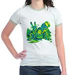 Dormous in Teapot Jr. Ringer T-Shirt