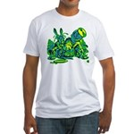 Dormous in Teapot Fitted T-Shirt