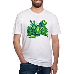 Dormous in Teapot Shirt