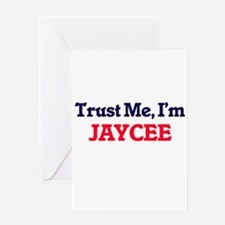Trust Me, I'm Jaycee Greeting Cards