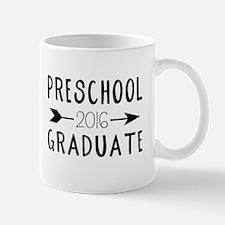 Preschool Graduate 2016 Mugs