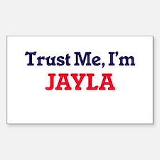 Trust Me, I'm Jayla Decal