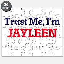 Trust Me, I'm Jayleen Puzzle