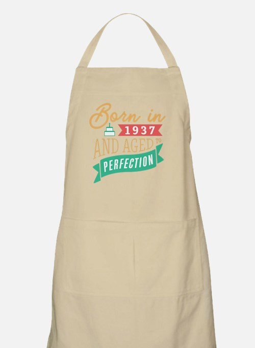 1937 Aged to Perfection Apron
