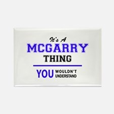 It's MCGARRY thing, you wouldn't understan Magnets