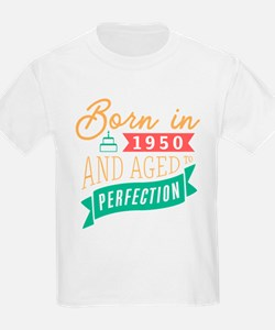1950 Aged to Perfection T-Shirt