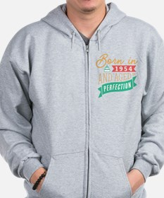 1954 Aged to Perfection Zip Hoodie