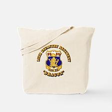 15th Infantry Regt - Dragon Tote Bag