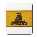 Don't Tread on Me! Mousepad