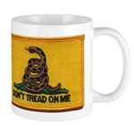 Don't Tread on Me! Mug