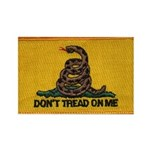 Don't Tread on Me! Rectangle Magnet (100 pack)
