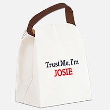 Trust Me, I'm Josie Canvas Lunch Bag