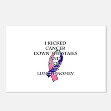 Thyroid Cancer Bully Postcards (Package of 8)