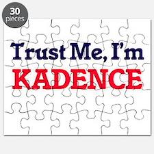Trust Me, I'm Kadence Puzzle