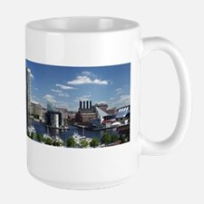 Large Mug - Baltimore Panorama