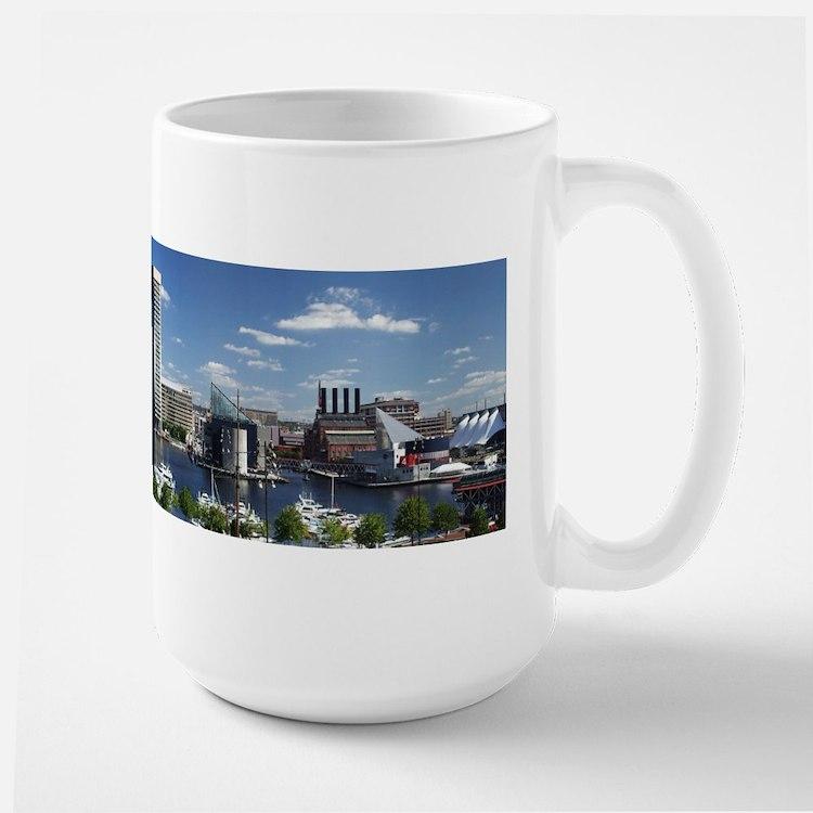 Mug- Baltimore Panorama