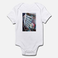 Old Chevy Bus Infant Bodysuit