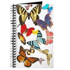 Beautiful Butterflies Journal