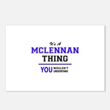It's MCLENNAN thing, you Postcards (Package of 8)