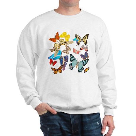 Beautiful Butterflies Sweatshirt