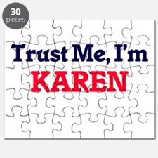 Trust Me, I'm Karen Puzzle