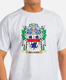 Mulders Coat of Arms - Family Crest T-Shirt