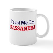 Trust Me, I'm Kassandra Mugs
