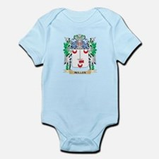 Mullen Coat of Arms - Family Crest Body Suit