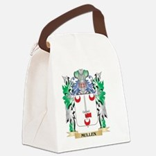 Mullen Coat of Arms - Family Cres Canvas Lunch Bag