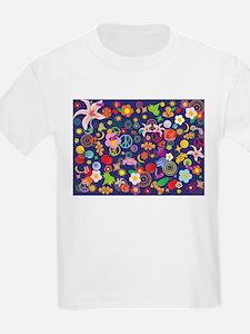Boho floral T-Shirt