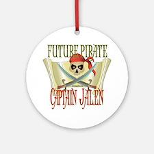 Captain Jalen Ornament (Round)