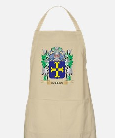 Mullins Coat of Arms - Family Crest Apron