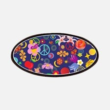Boho floral Patch