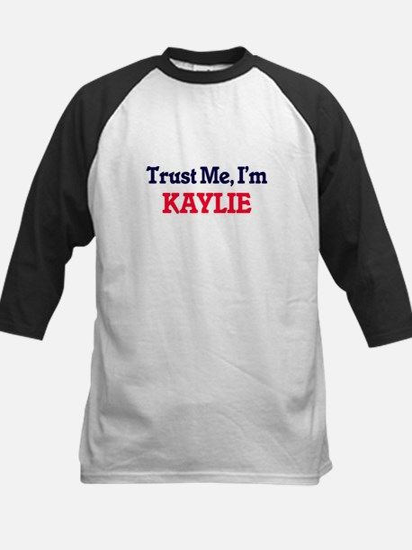 Trust Me, I'm Kaylie Baseball Jersey