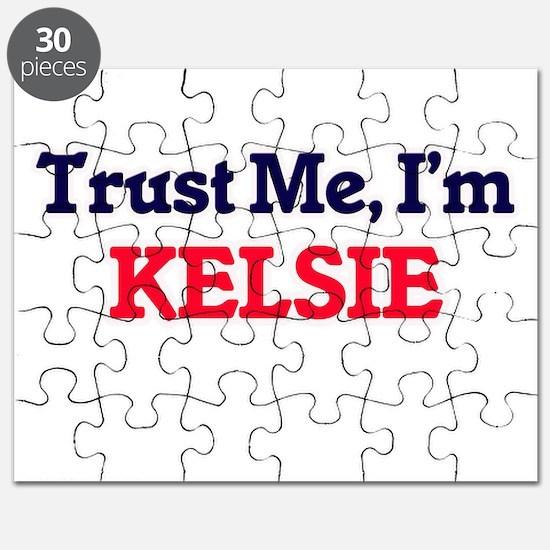 Trust Me, I'm Kelsie Puzzle