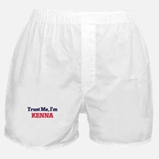 Trust Me, I'm Kenna Boxer Shorts