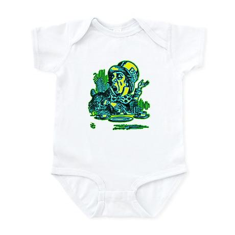 Mad Hatter Speaking Infant Bodysuit