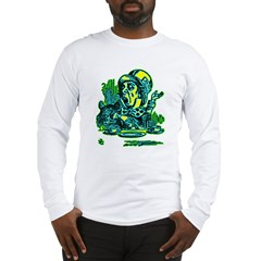 Mad Hatter Speaking Long Sleeve T-Shirt