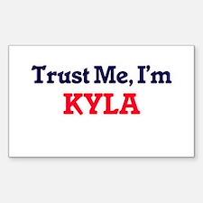 Trust Me, I'm Kyla Decal