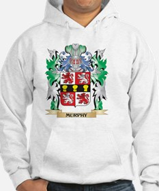 Murphy Coat of Arms - Family Cre Hoodie