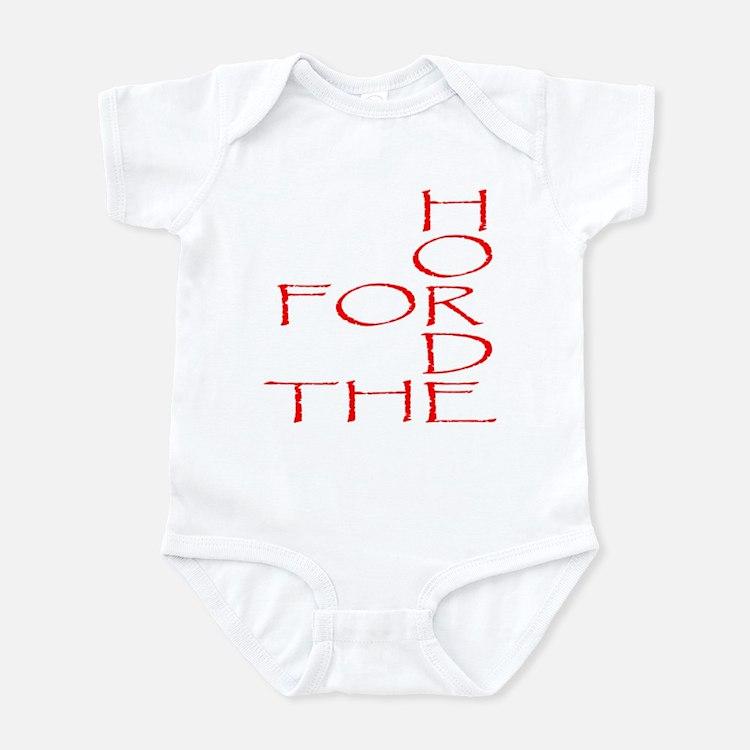 Horde Pride Infant Bodysuit