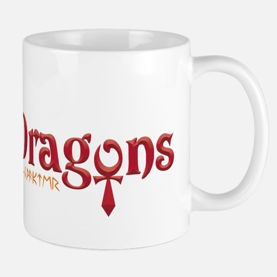 Ultima Dragons Logo Color-Changing Mugs