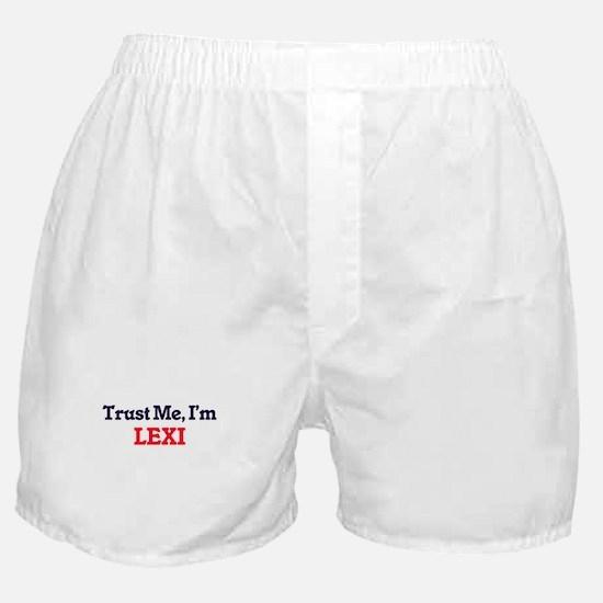 Trust Me, I'm Lexi Boxer Shorts