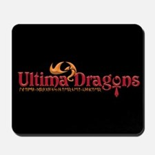 Ultima Dragons Logo Mousepad