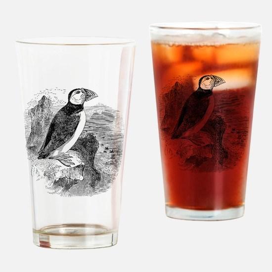 Cute Arctic Drinking Glass