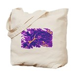 Disappearing Cheshire Tote Bag