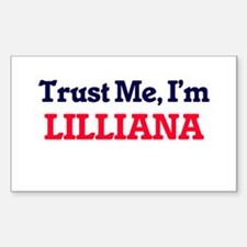 Trust Me, I'm Lilliana Decal
