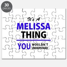 It's MELISSA thing, you wouldn't understand Puzzle